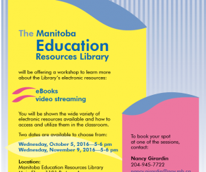 MB Education Library Workshop