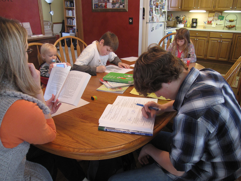 VIDEO: An Introduction to Homeschooling