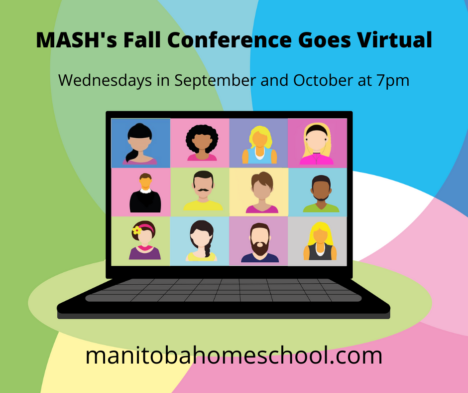 MASH's Fall Conference Goes Virtual
